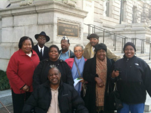 VS-clients-in-front-of-DC-Council-520x388
