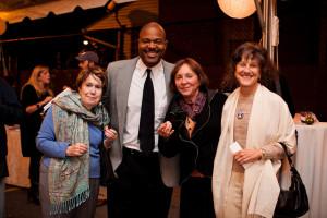 Judy Celebrating SE Center 10 Year Anniversary