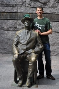 Ben and FDR