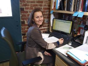 Senior Supervising Attorney Allison Miles-Lee