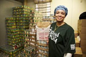 Charlene Blount, Food Program Coordinator at BFC's Southeast Center