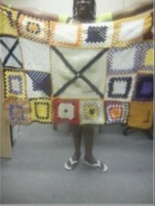 Crochet class 6