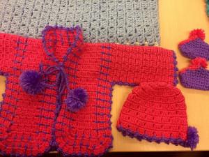 crochet class sweater