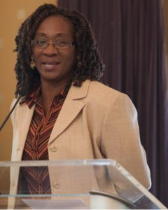 Community Organizer, Terri Acker