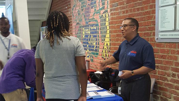Job Fair for DC Residents