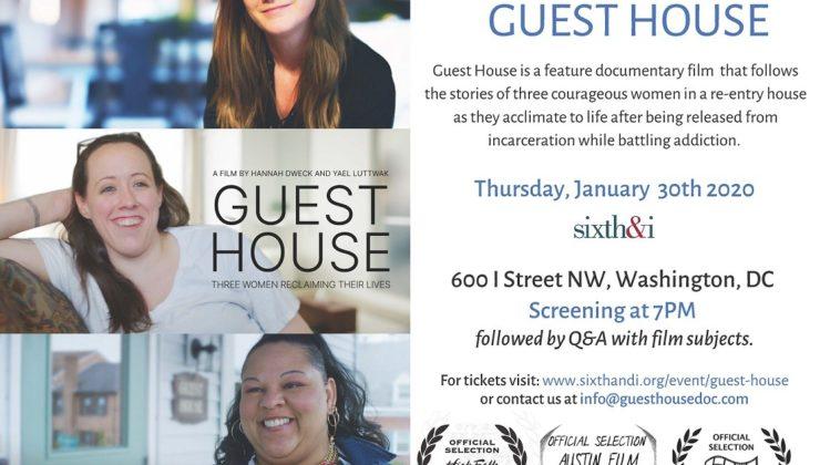 Film Screening: Guest House